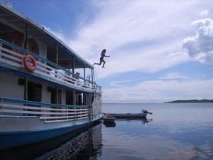 Amazonas Reisen Sicherheit