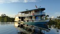 Schiffreise mit dem Schiff Aynara von Amazonas Reisen