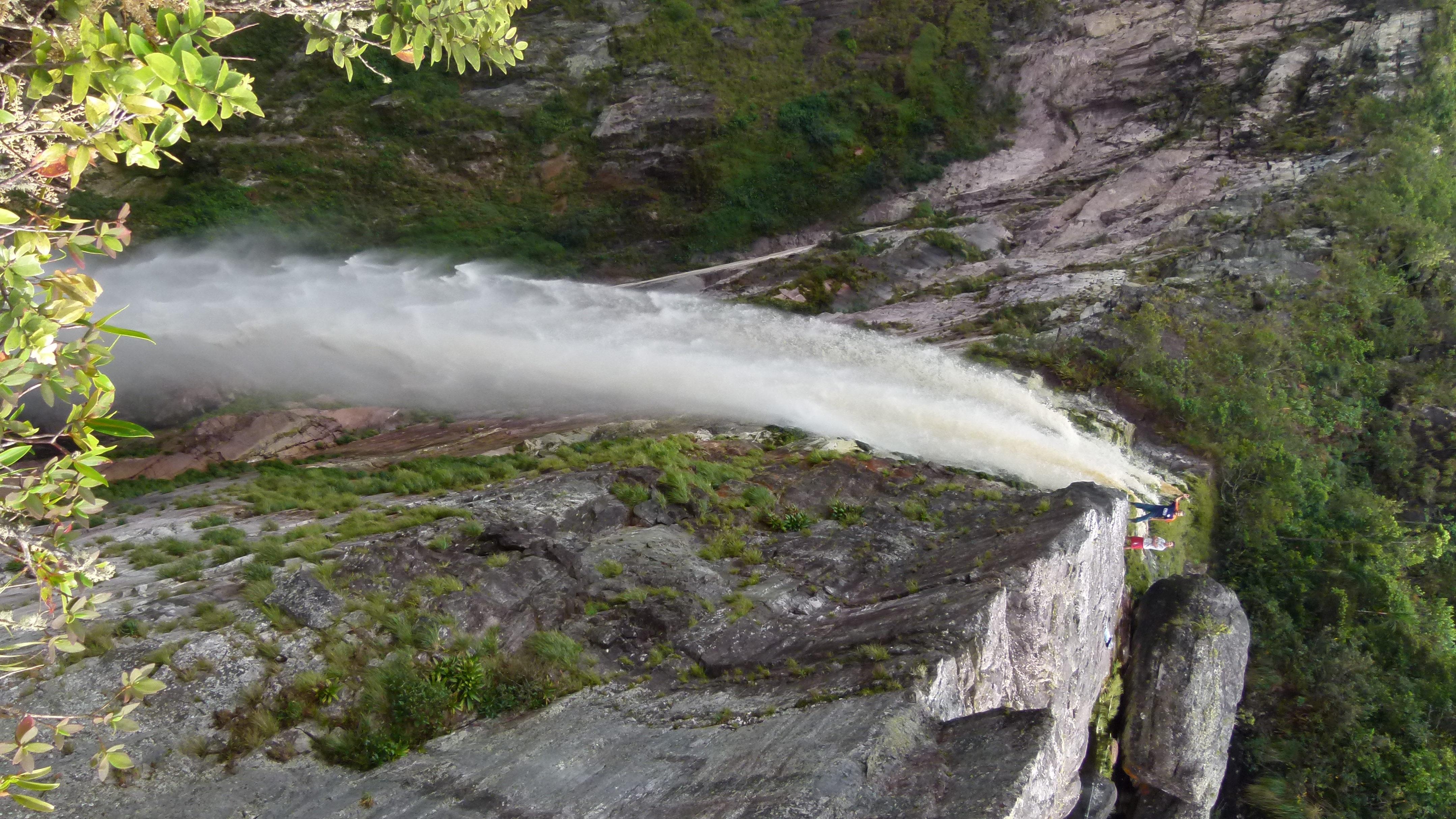 Höchster Wasserfall Brasiliens